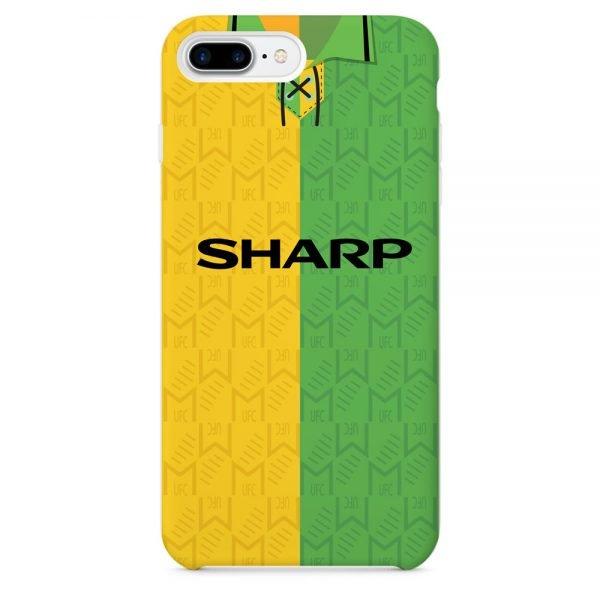 Man Utd 1992 green yellow