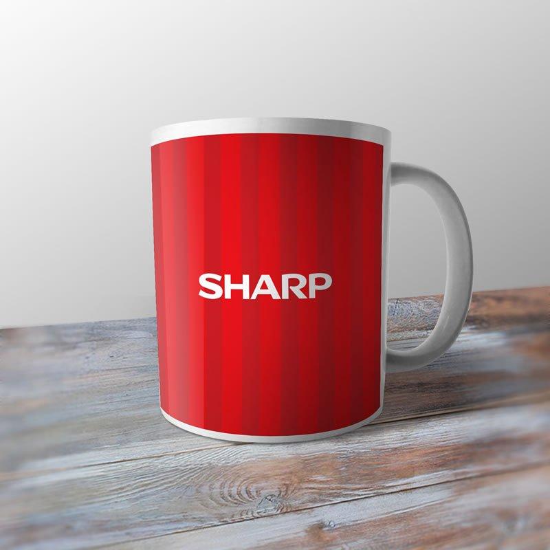 c8f995782f5 Manchester United 1988 Football Shirt Retro Ceramic Coffee Mug   Cup