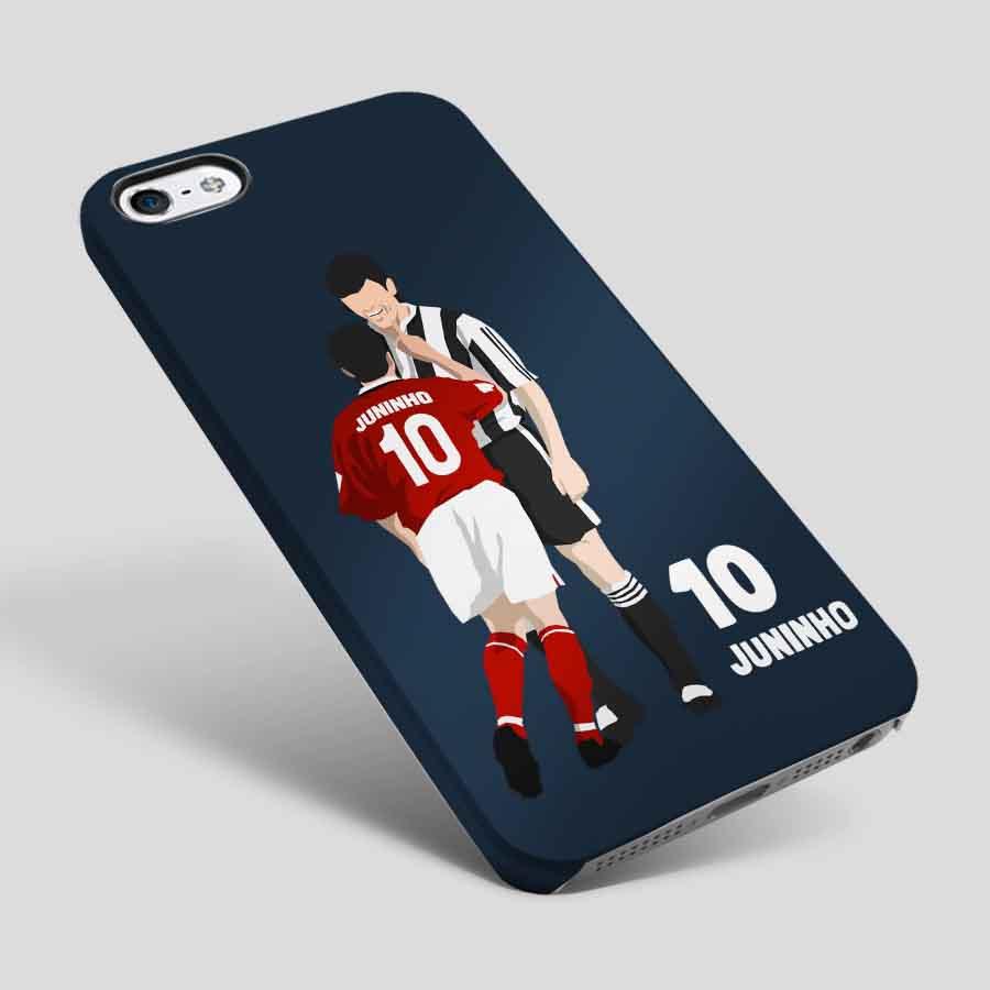 purchase cheap d58db d4667 Juninho - Middlesbrough Retro Football Phone Case