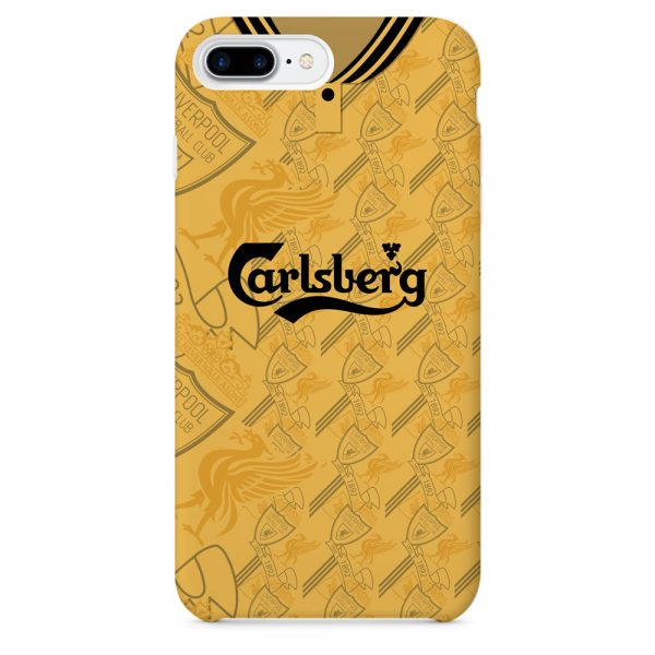 free shipping 276b2 30d37 Liverpool 1994 Third Kit iPhone & Samsung Galaxy Phone Case